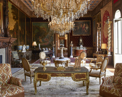 Ambroise Tézenas - Look Inside the Most Expensive House on Earth